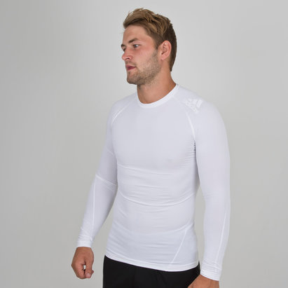 adidas Alphaskin Tech Climachill L/S Compression T-Shirt