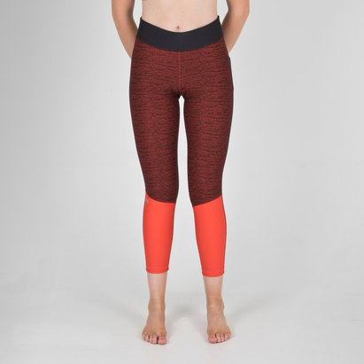 Under Armour Heat Gear Ankle Crop Leggings Womens