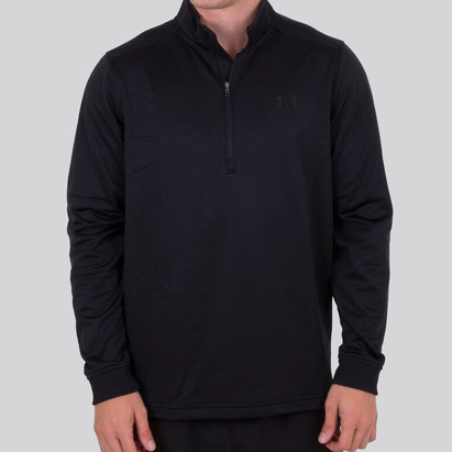 Under Armour Armour Fleece Half Zip Top Mens