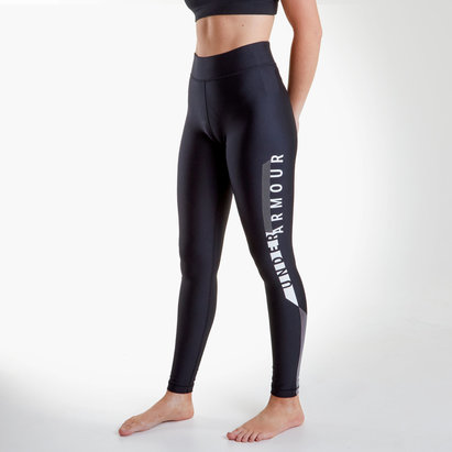 Under Armour HeatGear Armour Ladies Graphic Compression Tights