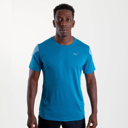 Mizuno Alpha Short Sleeve T Shirt Mens