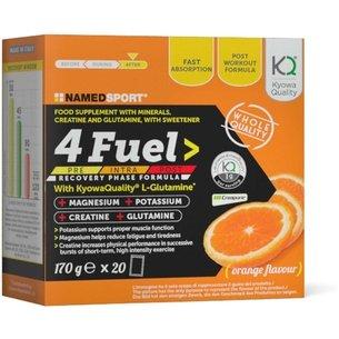 NAMEDSport 4 Fuel Recovery Sachets x20