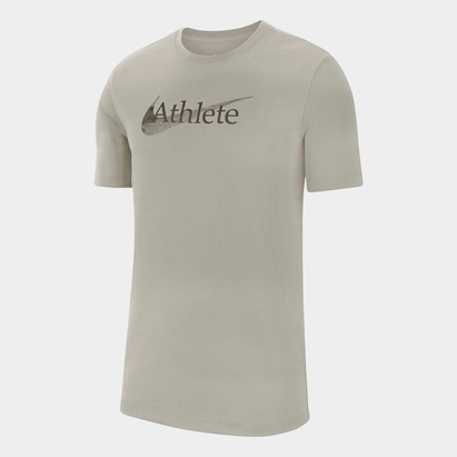 Nike Dry Athlete Camo T Shirt Mens