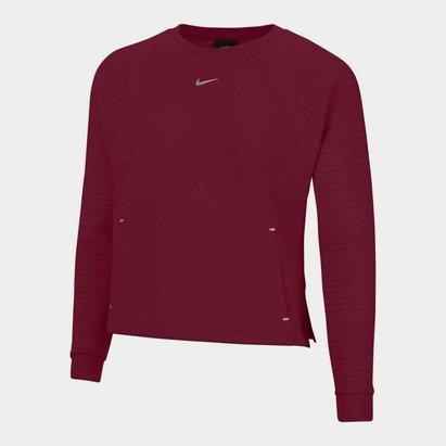Nike Luxury Fleece Crew Sweatshirt Ladies