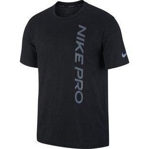 Nike Pro Mens Short Sleeve Top
