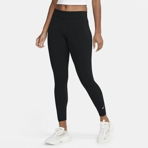 Nike Sportswear Essential Womens 7 8 Mid Rise Leggings