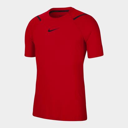 Nike Pro Mens Short Sleeve Performance Top