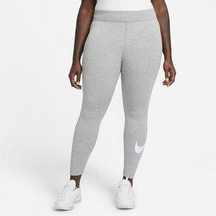 Nike Sportswear Essential Womens Mid Rise Swoosh Leggings