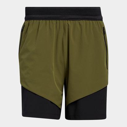 adidas Studio Tech Shorts