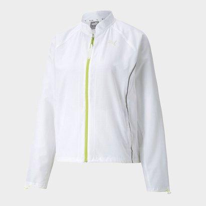 Puma Run Woven Ladies Jacket