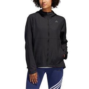 adidas Own The Run Jacket Ladies