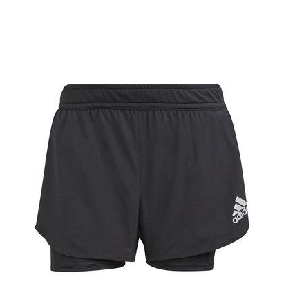 adidas Primeblue Running Short Ladies