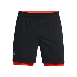 Under Armour IsoChil 2in1 Mens Running Shorts