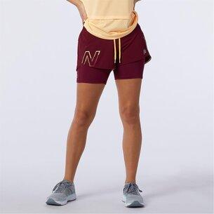 New Balance PR Impact Shorts Ladies
