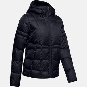 Under Armour Down Hooded Ladies Jacket