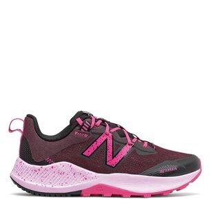 New Balance DynaSoft Nitrel v4 Kids Trail Running Shoes