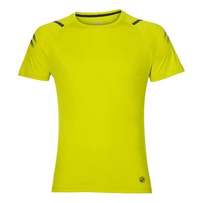 Asics Icon Short Sleeve T Shirt Mens
