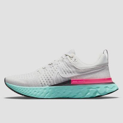 Nike Infinity Run Flyknit React 2 Mens Running Shoes