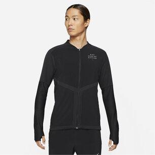 Nike Run Dive Element Full Zip Mens