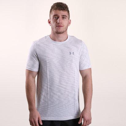 Under Armour Vanish Short Sleeved T Shirt Mens