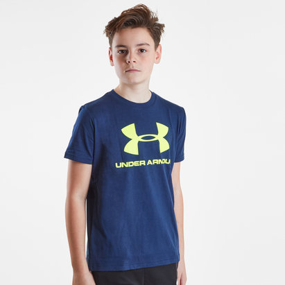 Under Armour Sportstyle Logo Kids S/S T-Shirt