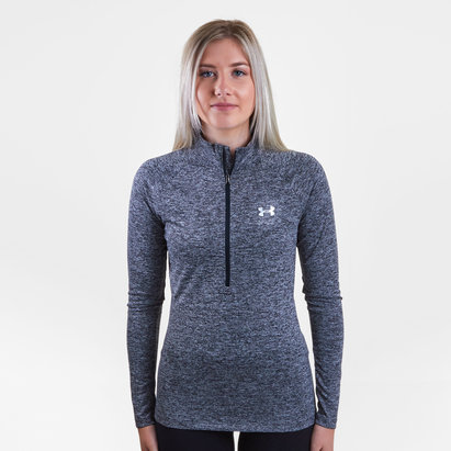 Under Armour Tech Ladies 1/2 Zip Twist Training Top