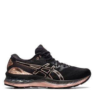 Asics Gel Nimbus 23 Platinum Running Shoes Ladies