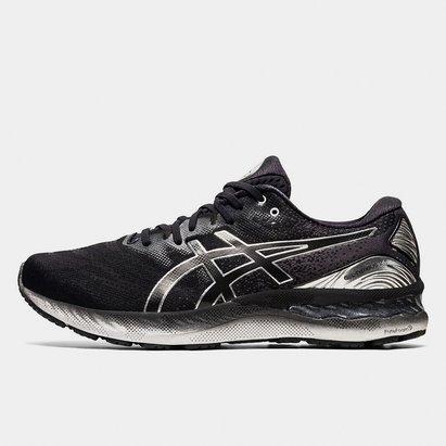 Asics Gel Nimbus 23 Platinum Running Shoes Mens
