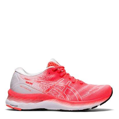 Asics Gel Nimbus 23 Tokyo Running Shoes Ladies