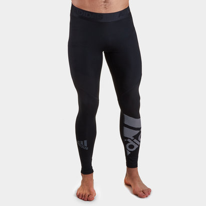 adidas Alpha Skin BOS Mens Long Tights