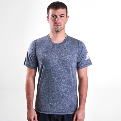 adidas Free Lift Spr X Heathered Training T-Shirt