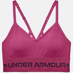 Under Armour Seamless Low Long Bra