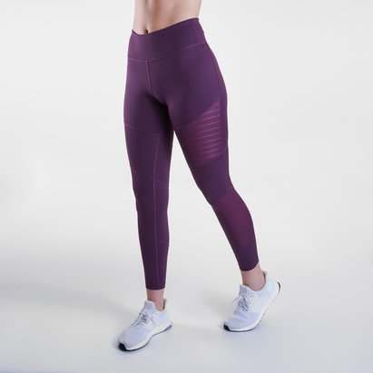 Reebok D Mesh Baselayer Leggings Womens