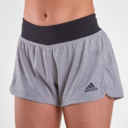 adidas Soft 2 In 1 Ladies Shorts