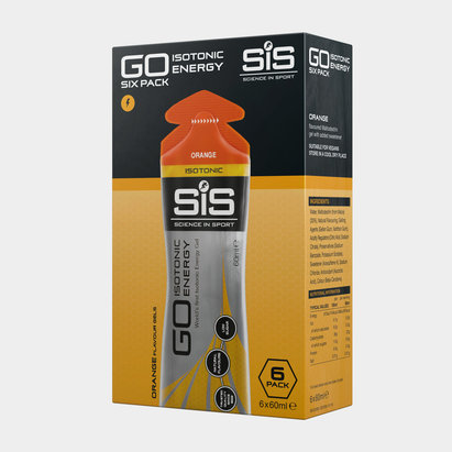 SiS GO Isotonic Energy Gel 60ml - 6 Pack
