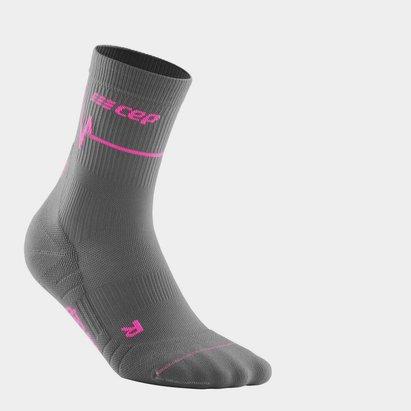 Cep Heartbeat Compression Mid cut Socks Mens