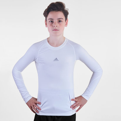 adidas Alphaskin Baselayer Top Kids