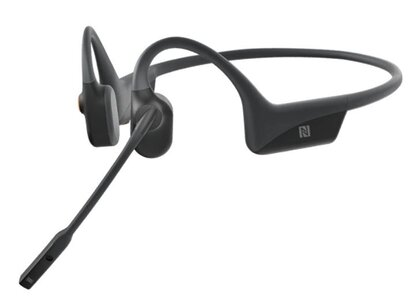 Aftershokz Opencomm Wireless Bone Conduction Headphones