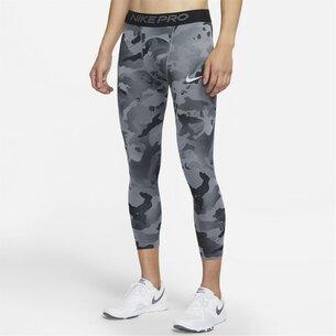 Nike Crop Camo Tights Mens
