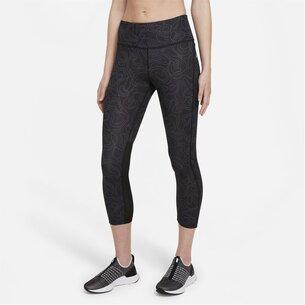 Nike Fast Crop Tights Ladies