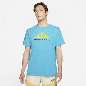 Nike Short Sleeve Trail T Shirt Mens