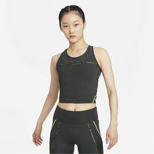 Nike DriFit Taped Tank Top Ladies