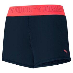 Puma 3 Inch Training Shorts Womens