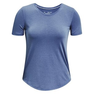 Under Armour Streaker Short Sleeve T Shirt Ladies