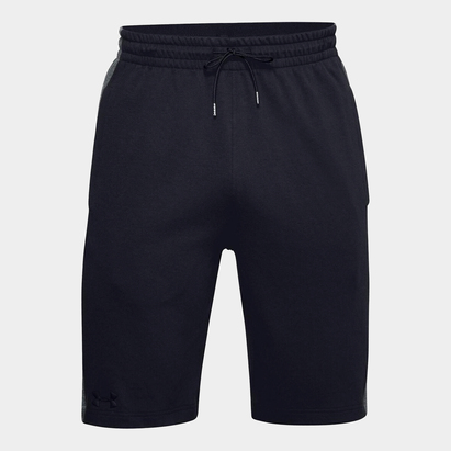 Under Armour Double Knit Shorts Mens