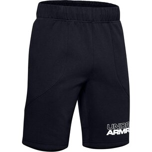 Under Armour Baseline Fleece Shorts Mens