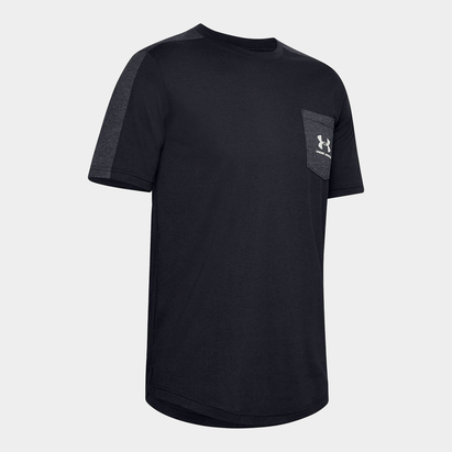 Under Armour Armour Sportstyle T Shirt Mens