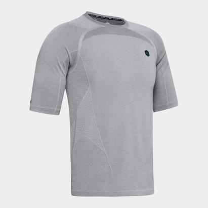 Under Armour Rush Seamless T shirt Mens