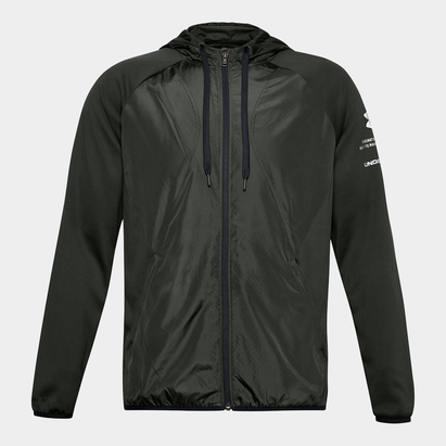 Under Armour Armour After Storm Full Zip Jacket Mens