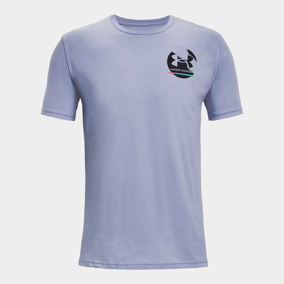 Under Armour Armour In Gym T Shirt Mens